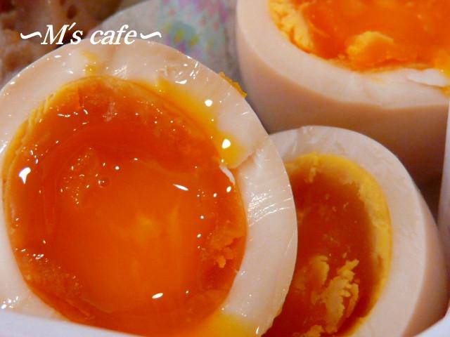茹で 卵 半熟 水 から