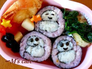 雪だるま寿司