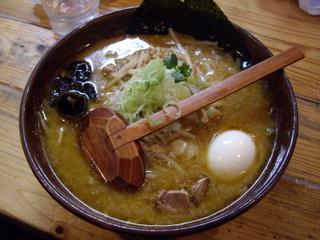 白樺山荘 味噌ら~麺