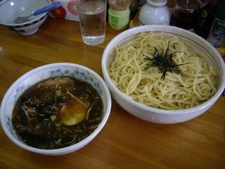 飛魚出汁ラーメン太公望 特大つけ麺
