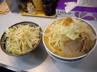 昴神角ふじ コク旨たんたん麺