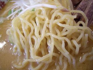 麺や雅 焼味噌(麺)