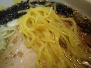 拉麺一幕 鶏ガラ塩(麺)