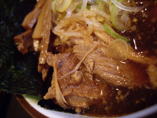 麺舗十八 チャーシューアップ2