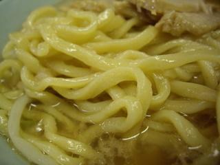 ラーメン二郎 亀戸店 ラーメン(麺)