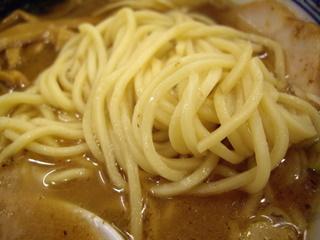 麺屋 十王 十王麺(麺)