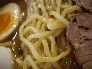 中華そば 麦家 中華そば(麺)
