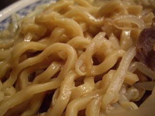 らーめん大 蕨店 ラーメン大盛り(麺)