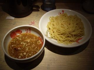 麺屋武蔵 江戸きん つけ麺