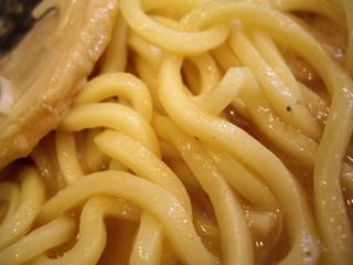 中華蕎麦 とみ田 中華そば(麺)
