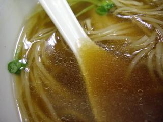 中華そば ふくみみ 中華そばスープ