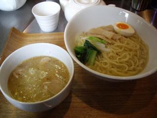 麺食堂X 塩つけ麺