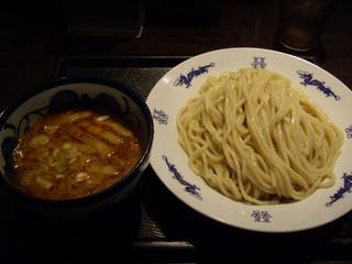フジヤマ製麺所 高田馬場店 つけめん
