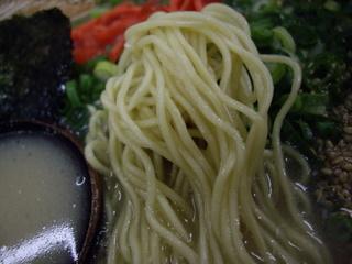 長浜屋台ラーメン博多っ子 博多ラーメン(麺)
