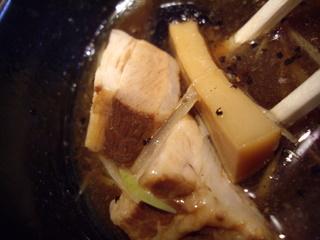 つけ麺 ちょうなん つけ麺中盛(チャーシューメンマ)