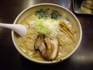 麺くらい 味噌