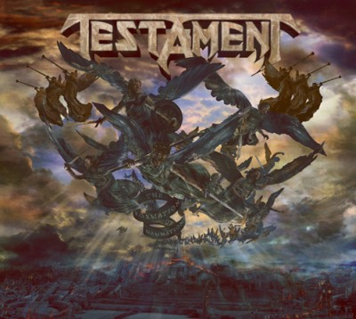 TESTAMENT / The Formation of Damnation