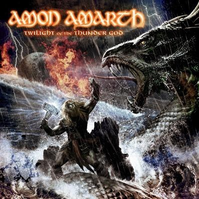 AMON AMARTH / Twilight of the Thunder God