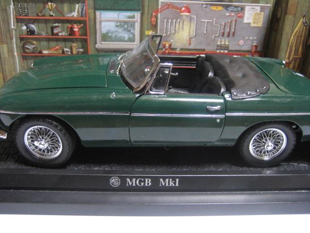 MGB MK-I ロードスター
