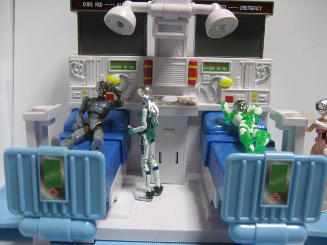 メッドの研究室プレイセット