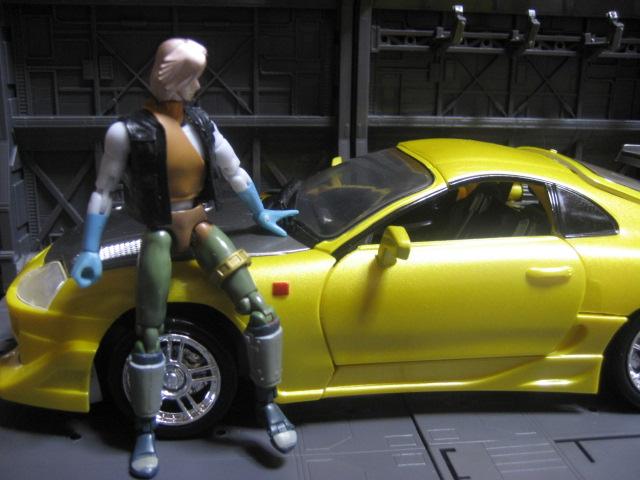 ロードボット トヨタ スープラ