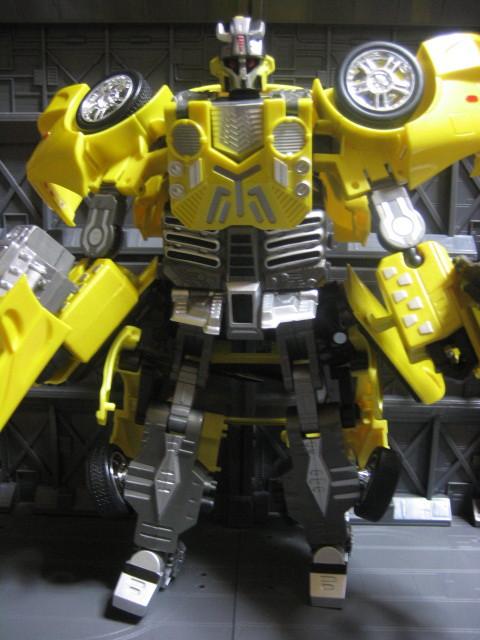 ロボット形態