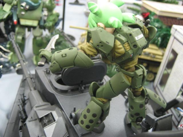 空挺よつバー降下!