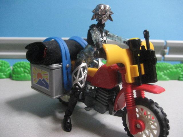 オールテラインバイク