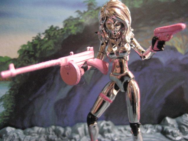 ミクロクローン・武装
