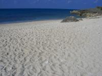 こう見えて、小さい浜