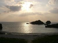 小さな浜2