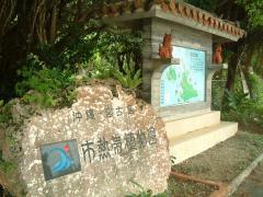 市熱帯植物園