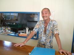 BO-ZU CAFE オーナー