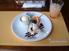 ISLAND TERRACE NEELA 本日のケーキ