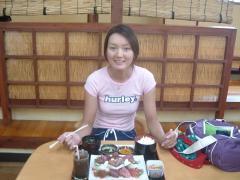アギャー本日のランチ(定食)