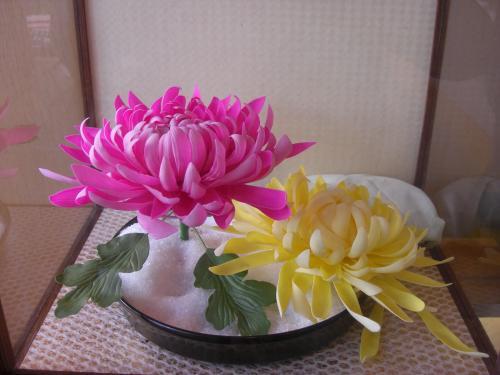 0911工芸菓子大輪