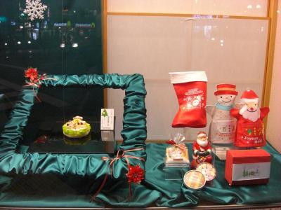 2009クリスマスディスプレイ2