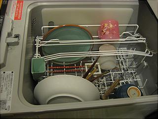 0929食洗機の中