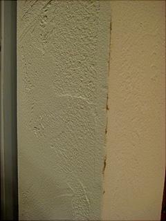 1101アール下の壁冷蔵庫側B