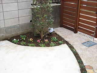 0121ソーラー植栽スペース