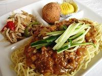 0828ジャージャー麺