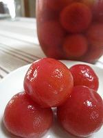 0919トマトのコンポート