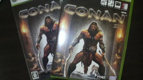 CONAN double