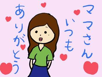 似顔絵2009.5.10mama