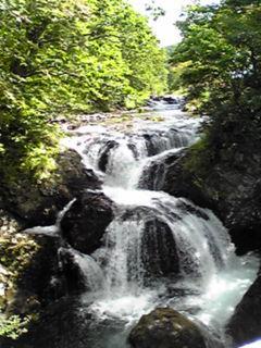 三段の滝2009.2