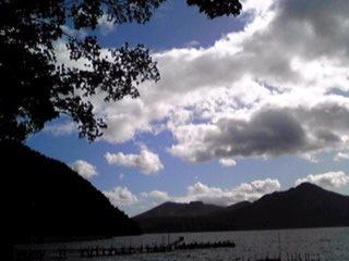支笏湖2009.1