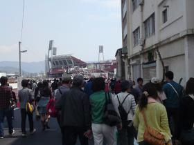 新広島球場1
