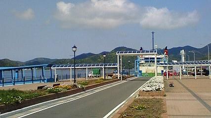 2009五島列島桟橋