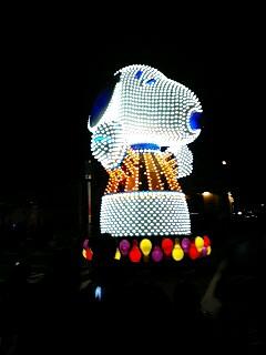 夜のパレード