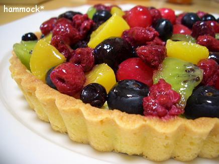 Very Berry タルト